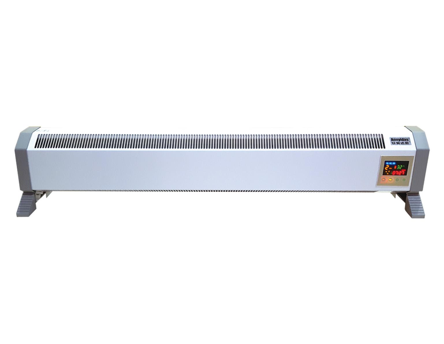对流式智能电采暖器(彩屏机)